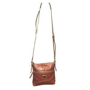 Dooney & Bourke Ostrich Crossbody Bag